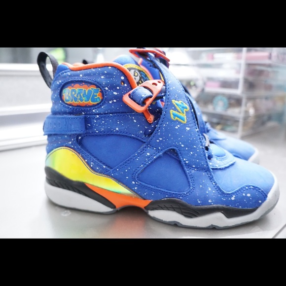 best sneakers 53aa0 2fd9d Air Jordan 8 Retro DB (gs) DOERNBECHER